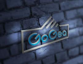 #40 for Design a Logo for my sport brand called : GoGea by sakibongkur