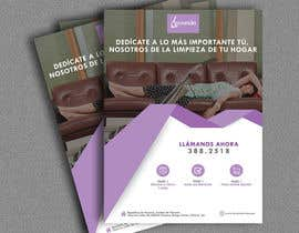 #38 for Create a flyer design for Lavanda by dynamicdot