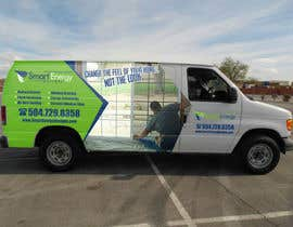 #23 for Vehicle Wrap for 2005 Ford E-150 Van by esatheboss