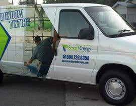 #50 for Vehicle Wrap for 2005 Ford E-150 Van by esatheboss