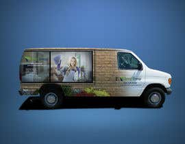 #24 for Vehicle Wrap for 2005 Ford E-150 Van by santoz89