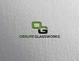 #69 for OBSURE GLASSWORKS LOGO by mindreader656871