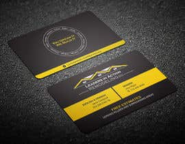 #107 for Design some Business Cards by Muazign3r