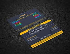 #82 for Design some Business Cards by WillPower3