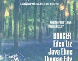 "#32 for Neck Of The Woods ""A Neighbourhood Sessions Festival"" by freeland972"