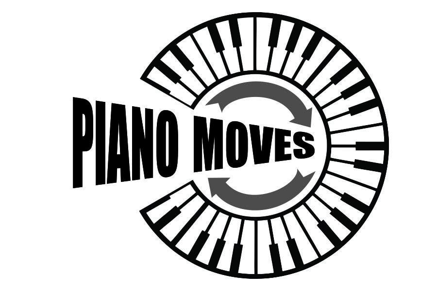 Contest Entry #45 for Logo Design for Piano Moves