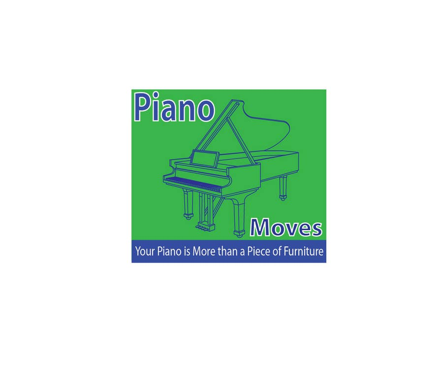 Contest Entry #17 for Logo Design for Piano Moves