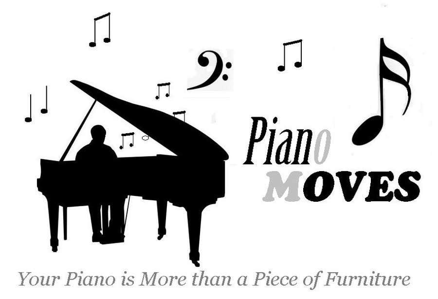 Συμμετοχή Διαγωνισμού #170 για Logo Design for Piano Moves
