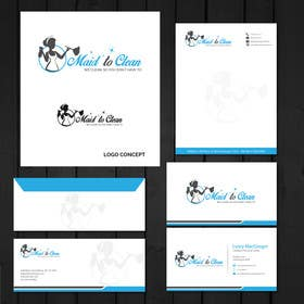#348 for Company Branding and Logo Design by hunnychohan1995