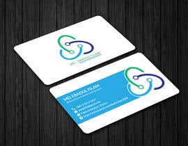 #21 for Simple and creative Business Card by patitbiswas