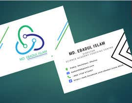 #34 for Simple and creative Business Card by alishasafri