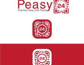#253 for Peasy24 Logo by devanhlt