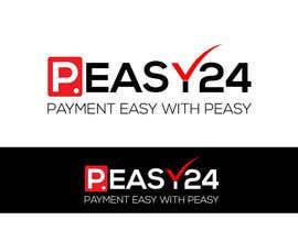 #122 for Peasy24 Logo by sakibongkur