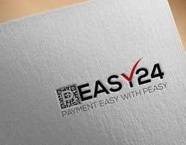 #152 for Peasy24 Logo by sakibongkur