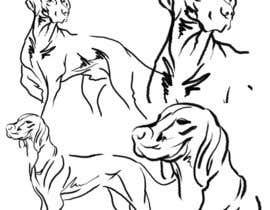 #41 for Illustrate Something by reddmac