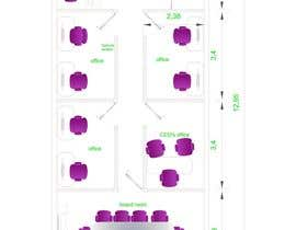 #10 for I need some floor plan with alumininium partitions by jhosser