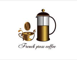 #86 for Design a Logo for french press coffee by nasta199630