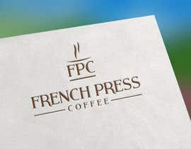 #90 for Design a Logo for french press coffee by hightechvalley