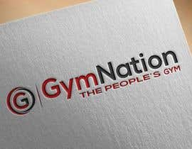 #278 for Logo Design for GymNation by mhanik9610