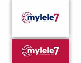 #7 for Logo design for youth girl basketball/ modeling (MYLELE) by paijoesuper