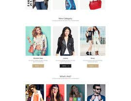 #6 for Build an eye catching fully functioning eCommerce site by mdnijam008