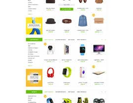 #8 for Build an eye catching fully functioning eCommerce site by mdnijam008