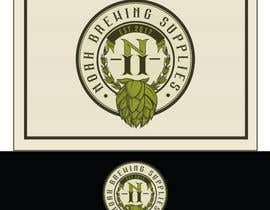 Alinawannawork님에 의한 Design a Beer Brewing Supply Company Logo을(를) 위한 #84