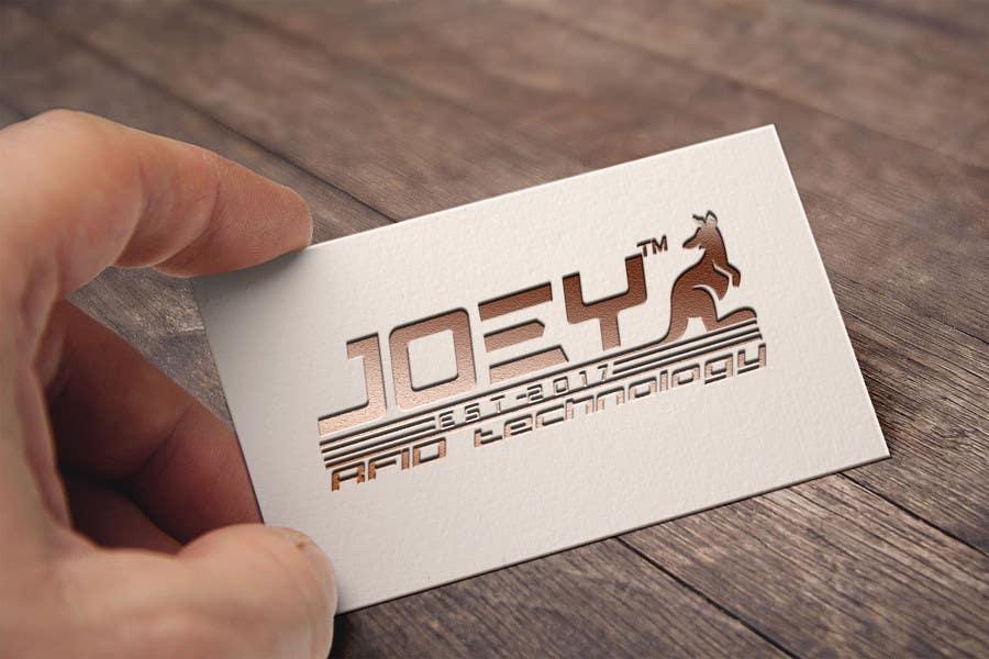 ผลงานการประกวด #58 สำหรับ Joey Logo Design