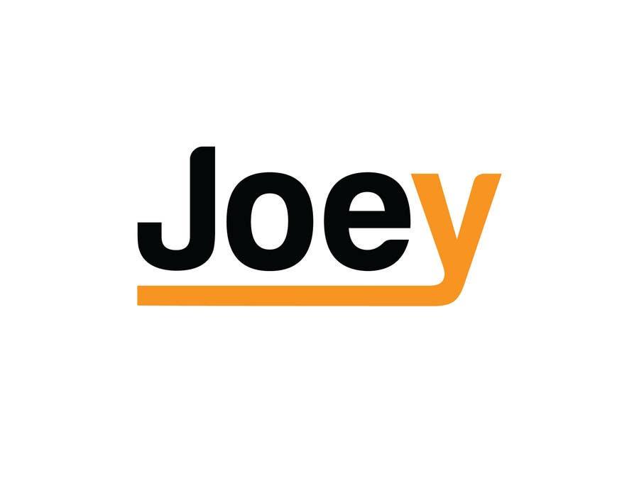 ผลงานการประกวด #148 สำหรับ Joey Logo Design