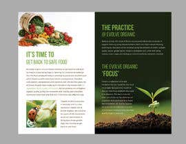 chandrabhushan88님에 의한 brochure design for organic vegetables and fruits을(를) 위한 #20