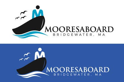 #252 for Design a logo for a boat by LEDP0003