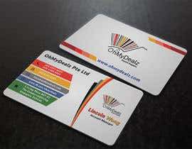 #52 pentru Design a Business Card for a Company de către enanlie