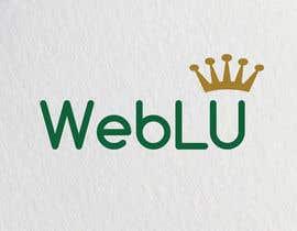 nº 54 pour WebLU Logo par ankurrpipaliya