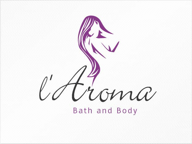 Contest Entry #57 for Logo Design for L'Aroma Bath and Body