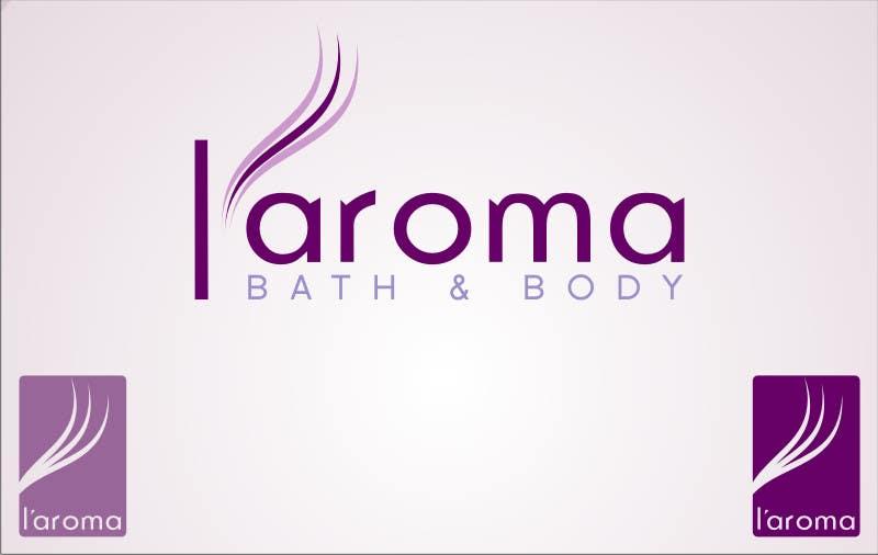 Inscrição nº 48 do Concurso para Logo Design for L'Aroma Bath and Body