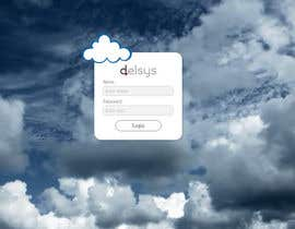 nº 16 pour Design a Login Page with an animated wallpaper par dra56ee7cae5ec3d