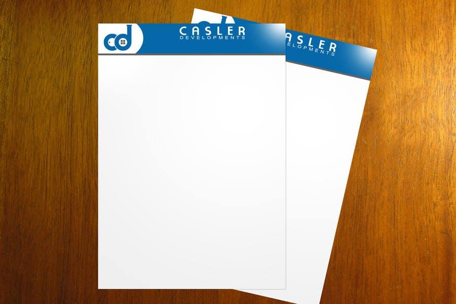 #45 for Logo Design for Casler Developments by rogeliobello