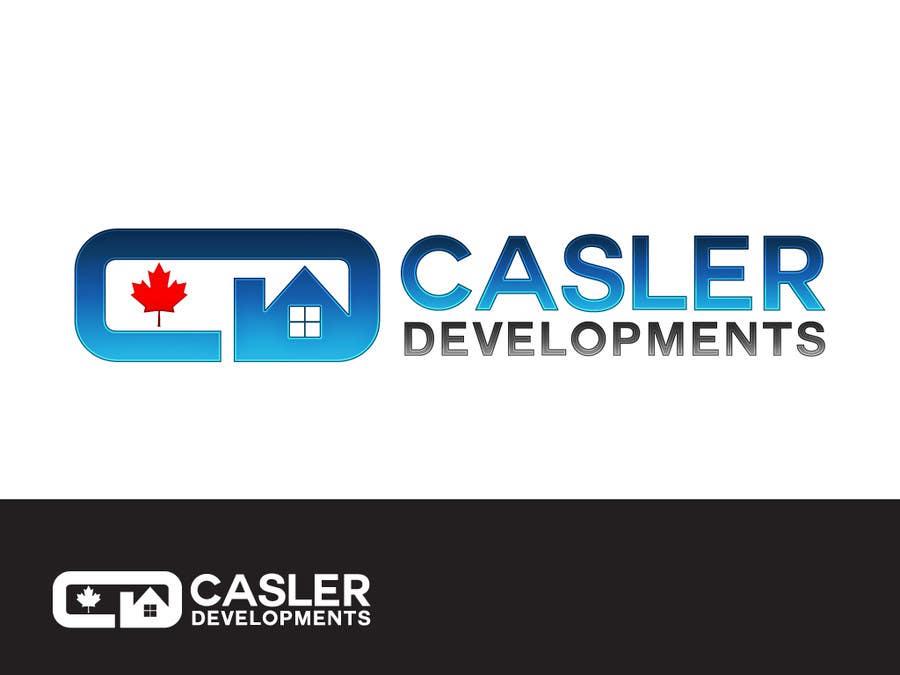 #4 for Logo Design for Casler Developments by winarto2012