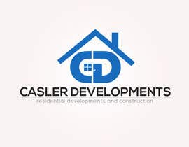 nº 41 pour Logo Design for Casler Developments par kerzzz