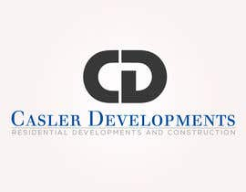 #22 para Logo Design for Casler Developments por kerzzz