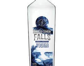 nº 36 pour Horseshoe Falls small Batch Vodka par frankp3r3z