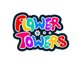 #101 for Flower Power style logo design by MohamedSayedSA