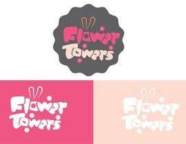 #92 for Flower Power style logo design by designerAwan