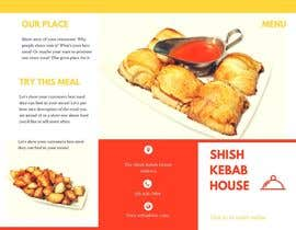 #8 for Design a Menu For A Restaurant by kwieta