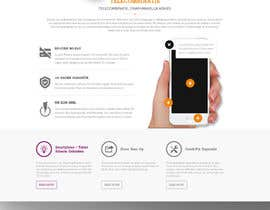#9 for Design a Website Mockup, mobile phone shop, repair and more by bestwebthemes