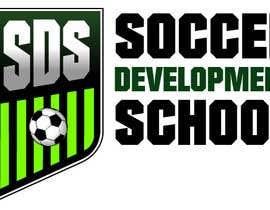 nº 99 pour Soccer Logo for a Facility par Leugim83