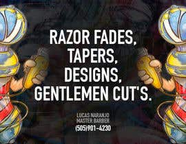 #1 for Barber Banner Design by madartboard