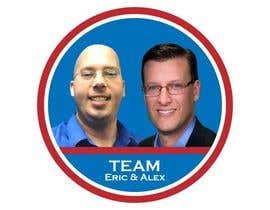 nº 6 pour Design a Logo for Team Eric and Alex par zindanartwork