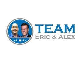 nº 8 pour Design a Logo for Team Eric and Alex par zindanartwork