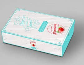 #56 for Snack Sticks Box With Logo by Hypegraphiks